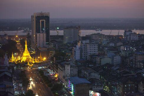 Myanmar Buoyed by $8.6 Billion Port as Sanctions Abate