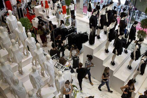 Consumer Prices in U.S. Drop