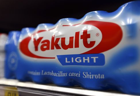 Danone Said to Weigh Sale of $2 Billion Stake in Japan's Yakult