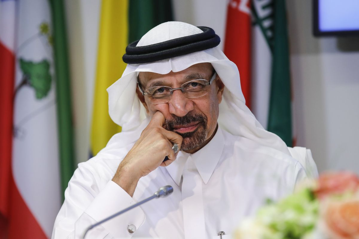 Saudi Arabia's Oil Ministry Gets The Royal Treatment