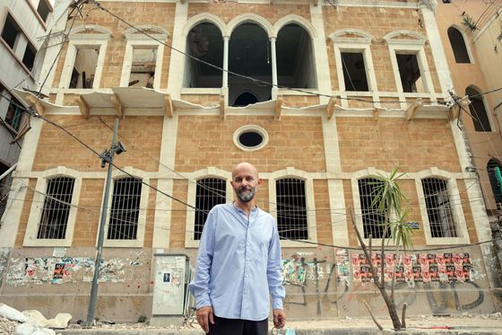 After the Blast, Beirut Fights to Save Its Architectural Heritage