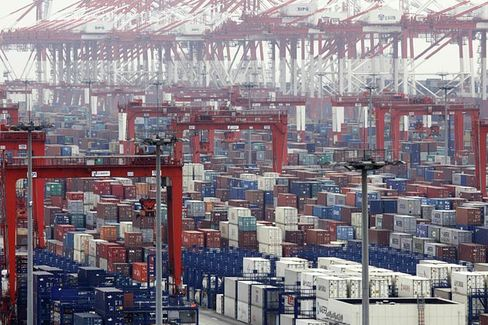 The Mystery of China's Export Numbers