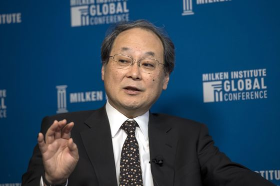 An Ex-Nomura Banker Makes Changes at $216 Billion Money Manager