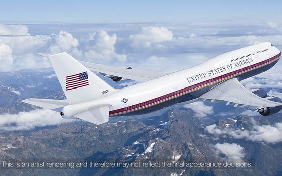 Boeing Writes Off $318 Million Amid Air Force One Supplier Feud