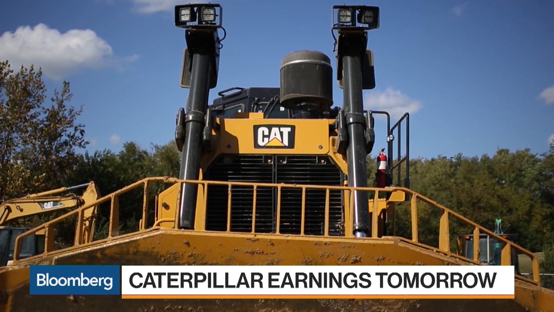 Cat Stock Quote Catnew York Stock Quote  Caterpillar Inc  Bloomberg Markets
