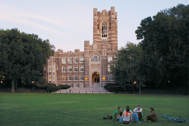 3. Fordham University