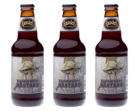 Founders Brewing's (Grand Rapids, Mich.) Backwoods Bastard.