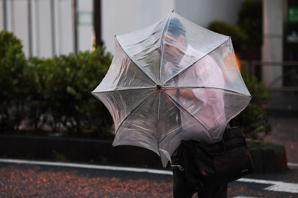 Nissan, Sony Shut Plants After Typhoon Faxai Hits Tokyo