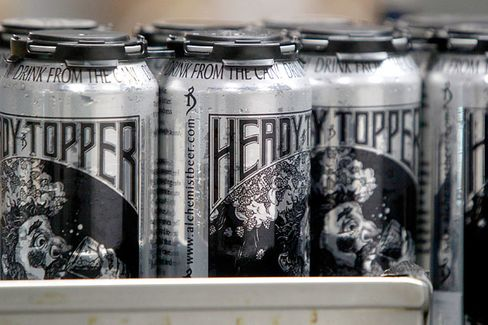 Vermont Tries to Squelch a Black Market for Craft Beer