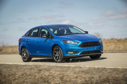 Ford's Focus offers vintage Ferrari performance for $17,000.