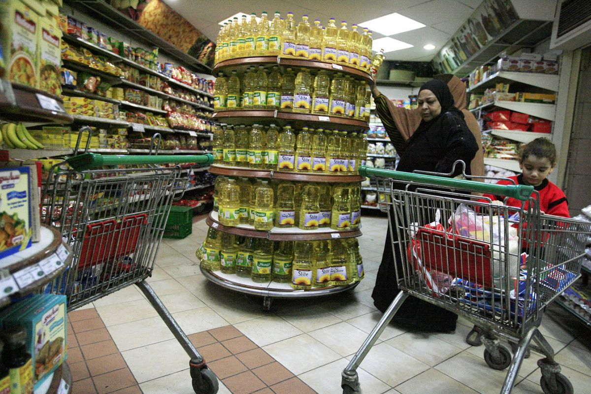 Highest Egyptian Inflation This Year Raises Chances of Rate Hold