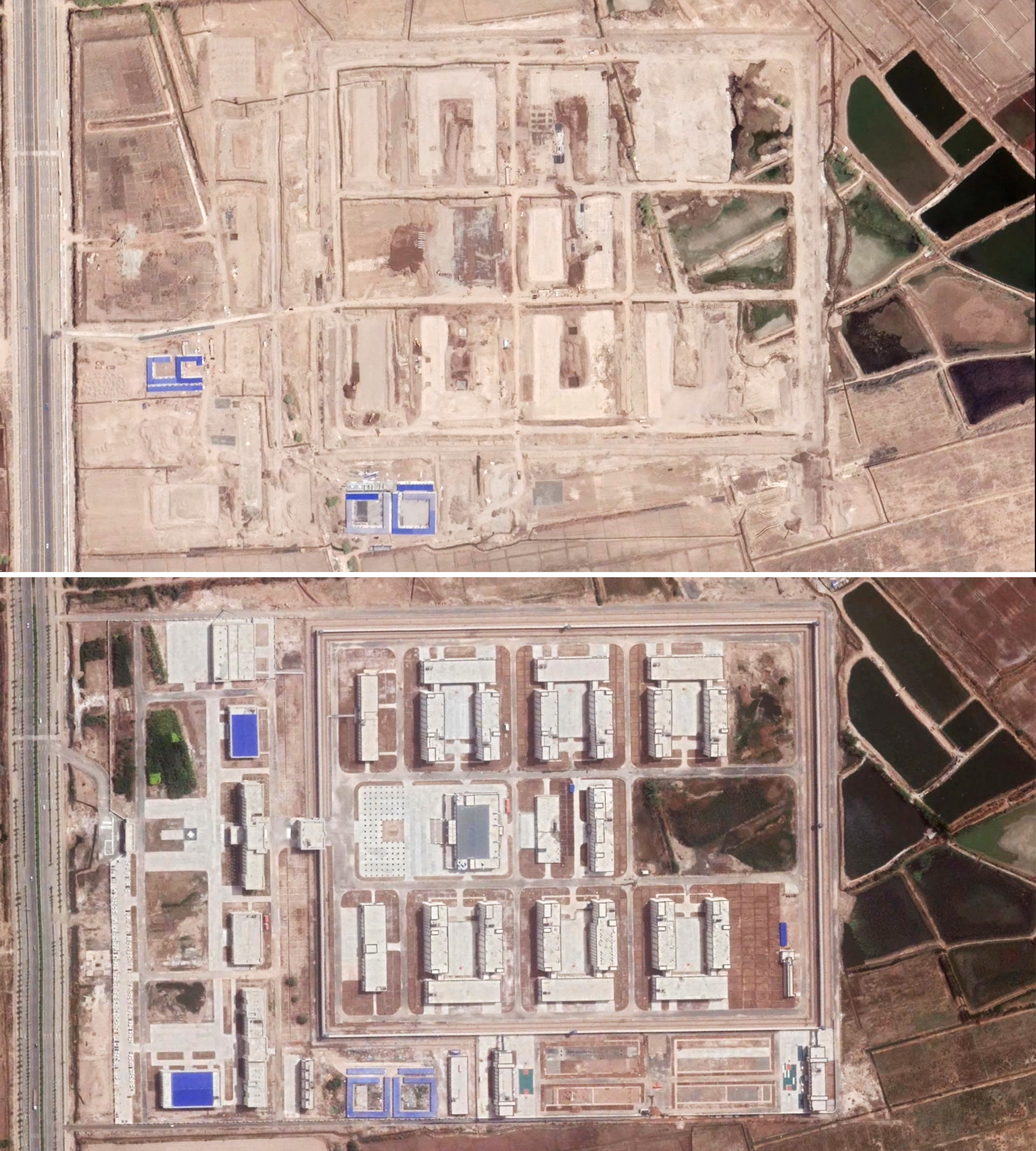 China Still Expanding Xinjiang Re-Education Camps, Report Says