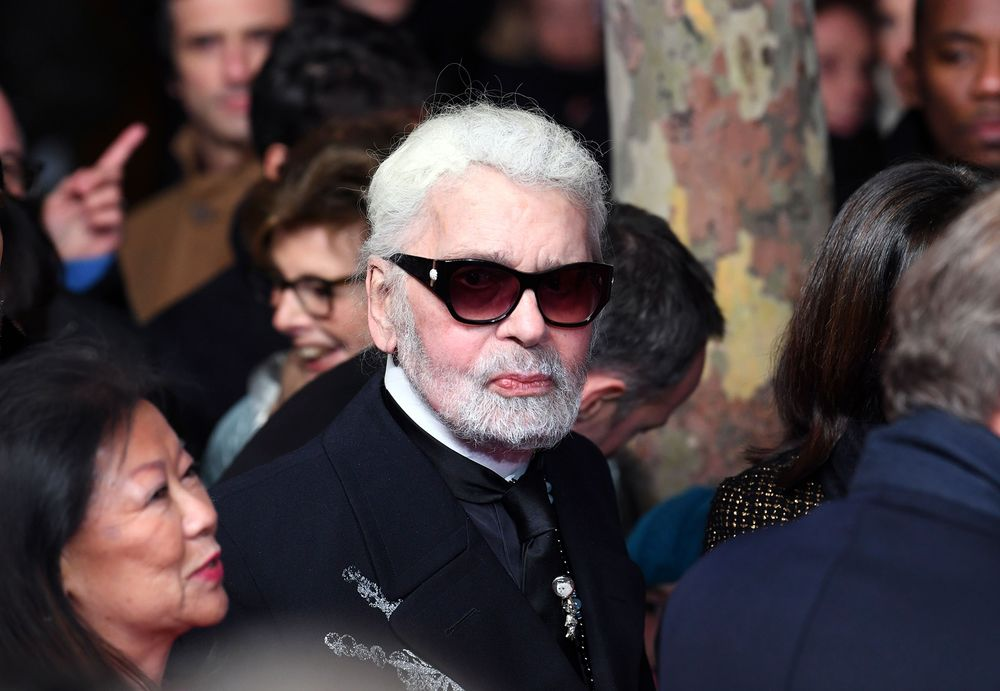 Karl Lagerfeld Misses Chanel Show Because Hes Tired Brand