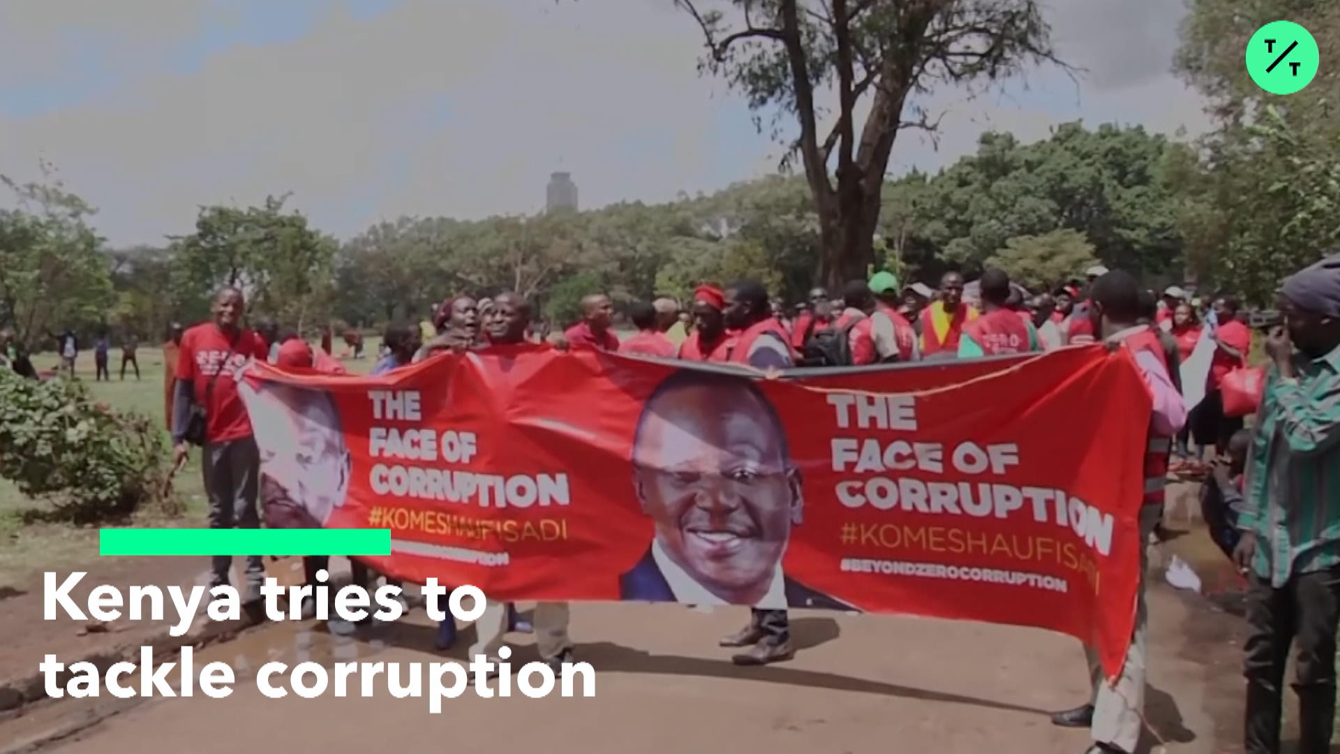 Kenya Fights Corruption