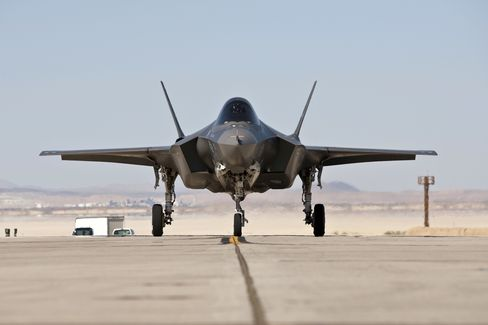 Japan Awards Jet Fighter Contract to Lockheed Martin