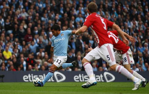 Manchester City Goes 3rd