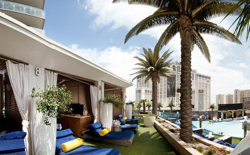 Need a cabana at the Cosmopolitan on a holiday weekend? Your SevenRooms rating is now a deciding factor.