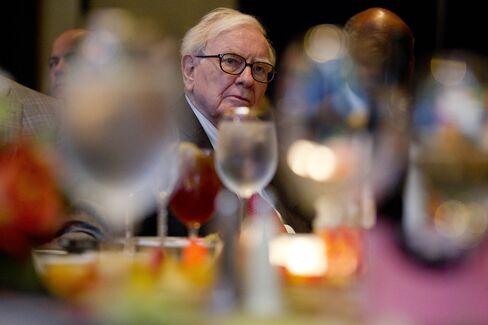 U.S. Millionaires Choose ETF Over Buffett's Berkshire