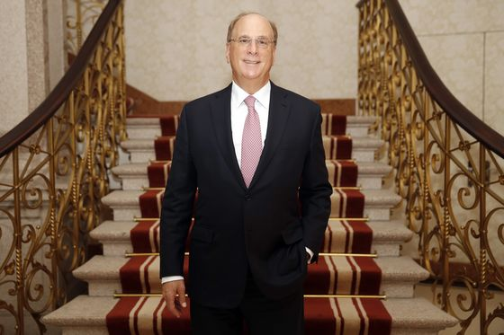 BlackRock CEO Larry Fink Says Modern Monetary Theory Is 'Garbage'