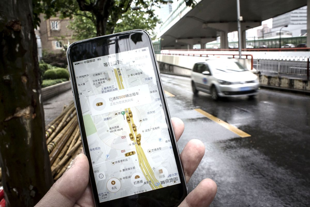 Didi to Bring Driverless Ride-Hailing to Shanghai