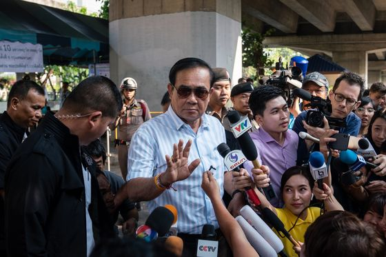 Official Thai Election Results May Herald Pro-Junta Government