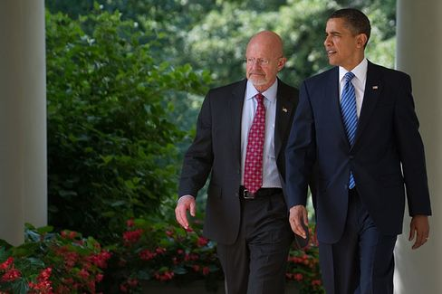 Obama Puts Spies in Charge of Investigating Spies