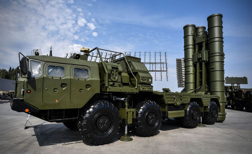 Turkey Seeks Trump's Support to Defuse Russian Missile Dispute