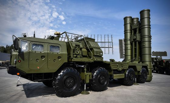 Turkey Proposes No Middle Ground in Impasse Over Russia Missiles