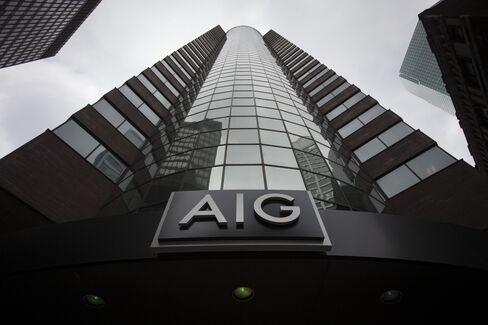 AIG Climbs After Profit Beats Estimates as Life Unit Improves
