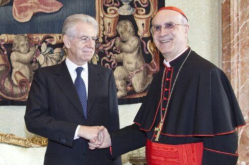 Italy Aims to Tax Catholic Church Property