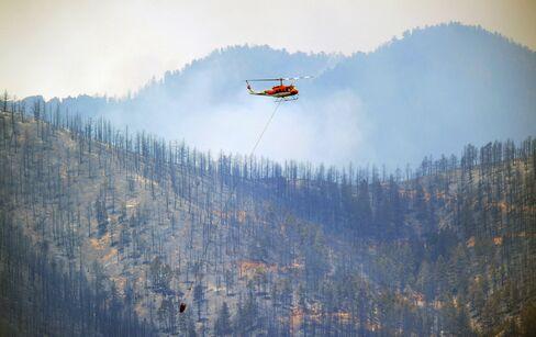 Colorado Springs Fire Consumes Hundreds of Homes