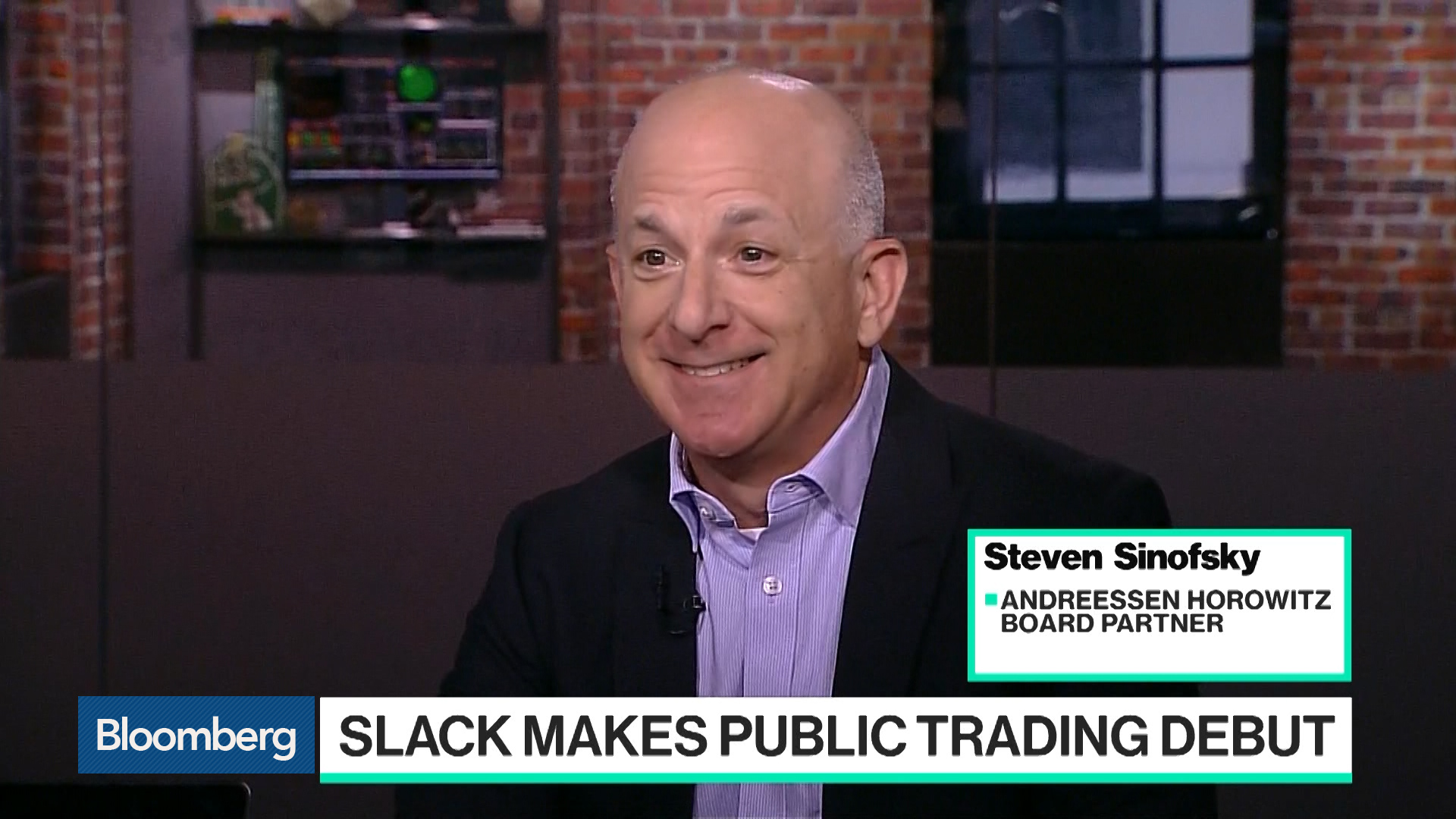 Slack Is In a Great Position After Direct Listing, Says Steven Sinofsky