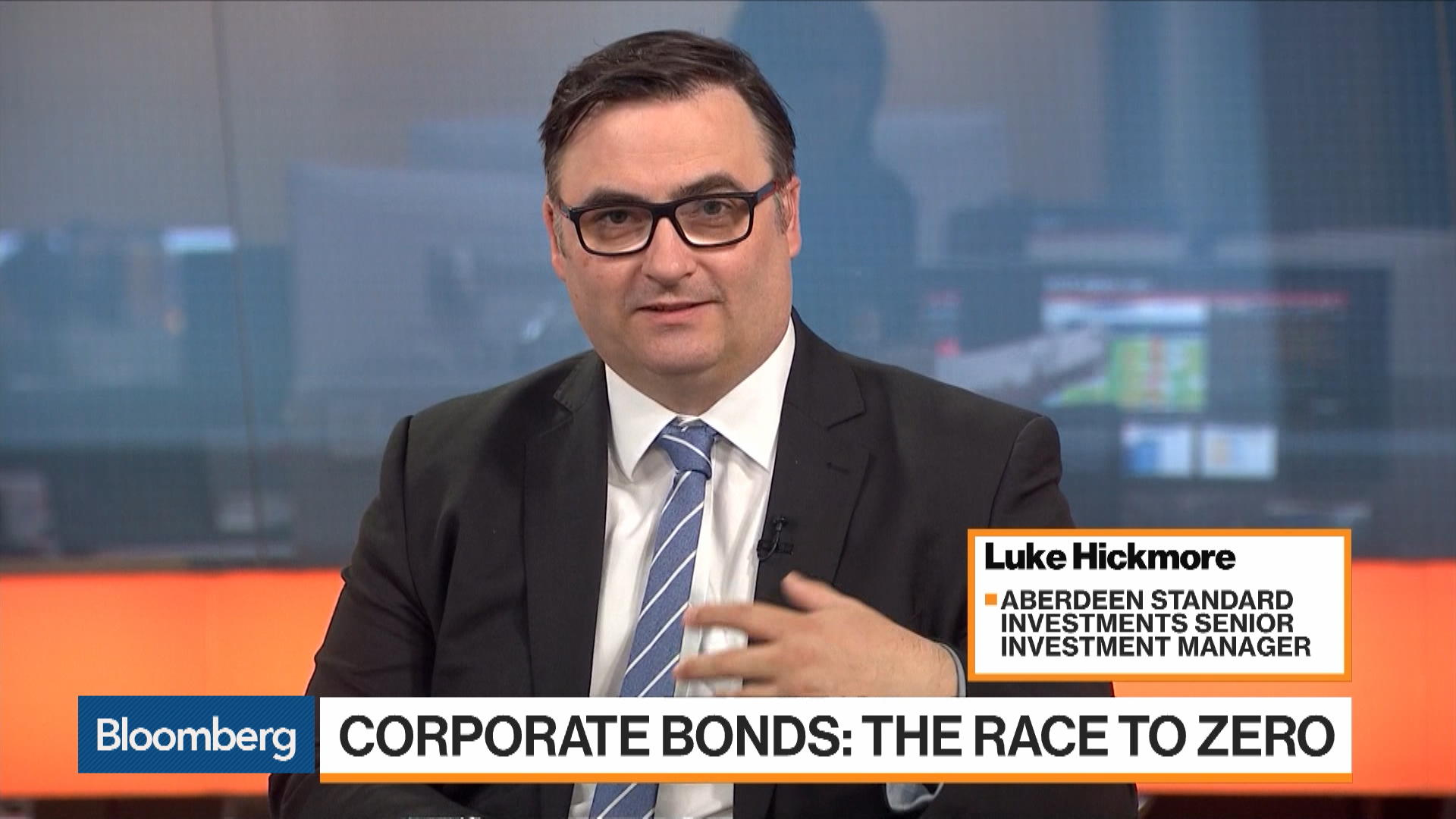 Aberdeen Standard Investments's Senior Investment Manager Luke Hickmore on Corporate Bonds