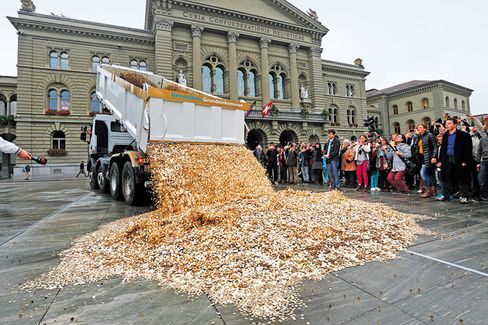 The Swiss Join the Fight Against Inequality