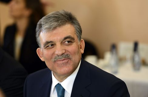 Turkey's President Abdullah Gul