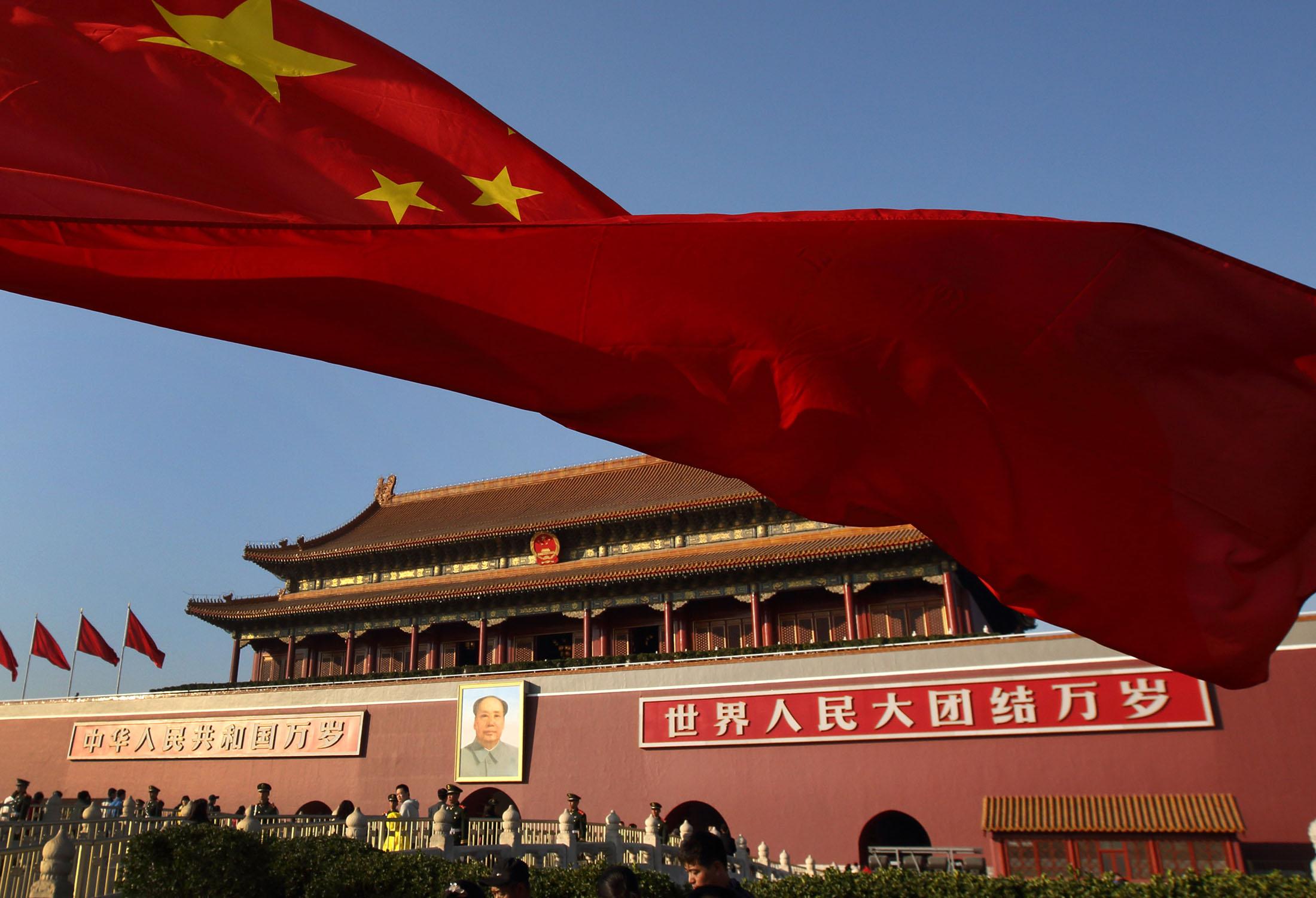 China Slams Western Democracy as Flawed