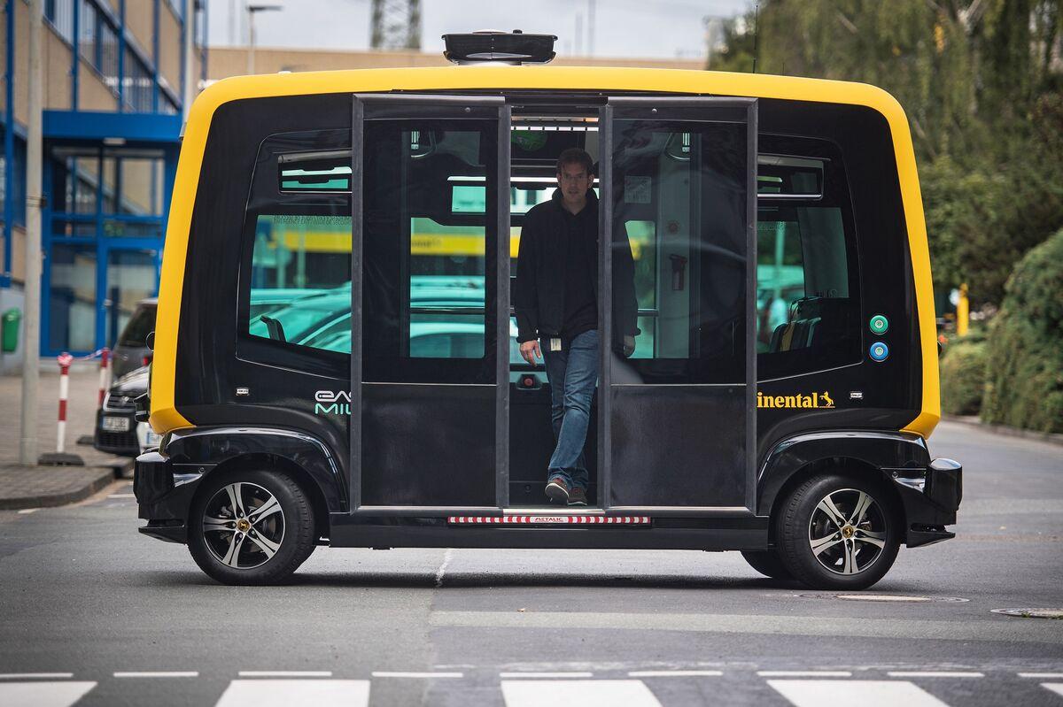 Continental Jumps Onto a Robot-Driven Bandwagon