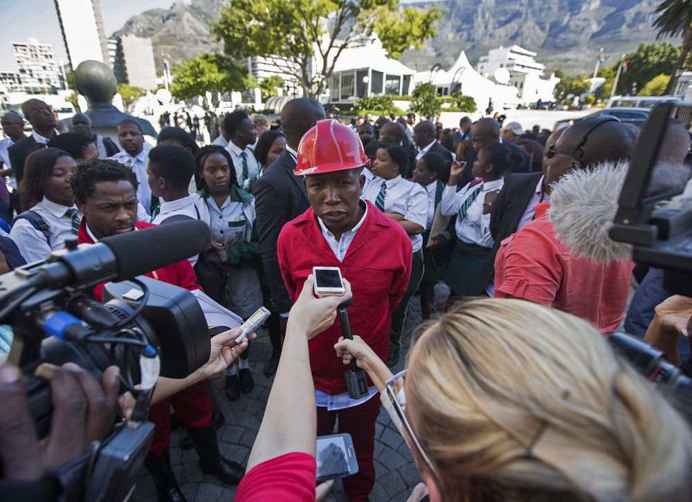 Scandal Dogs South Africa's Self-Styled Party of the Poor