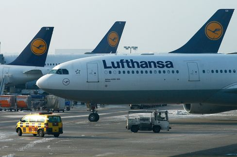 Lufthansa to Order New Airbus Planes in Push to Save Fuel