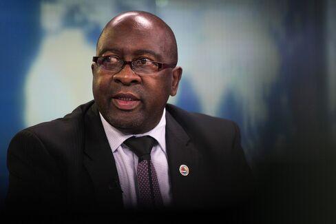 South African Finance Minister Nhlanhla Nene Interview