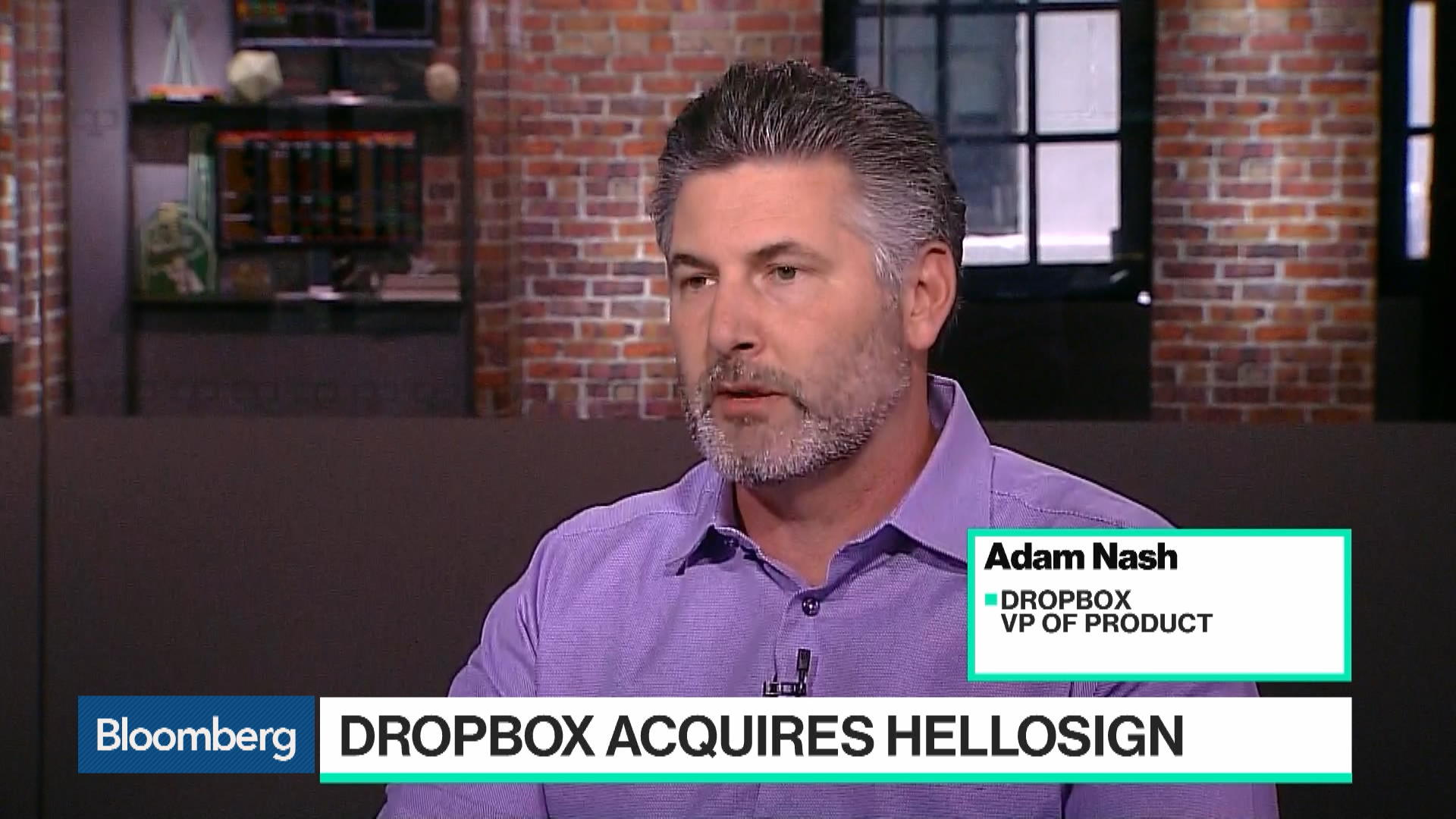 Dropbox Is Helping to Create a 'More Enlightened' Way to Work, VP Nash Says