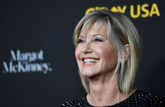 Olivia Newton-John Made Dame by Queen