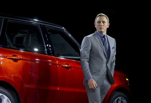 Range Rover Sport Roars Into Manhattan at Star-Studded Reveal
