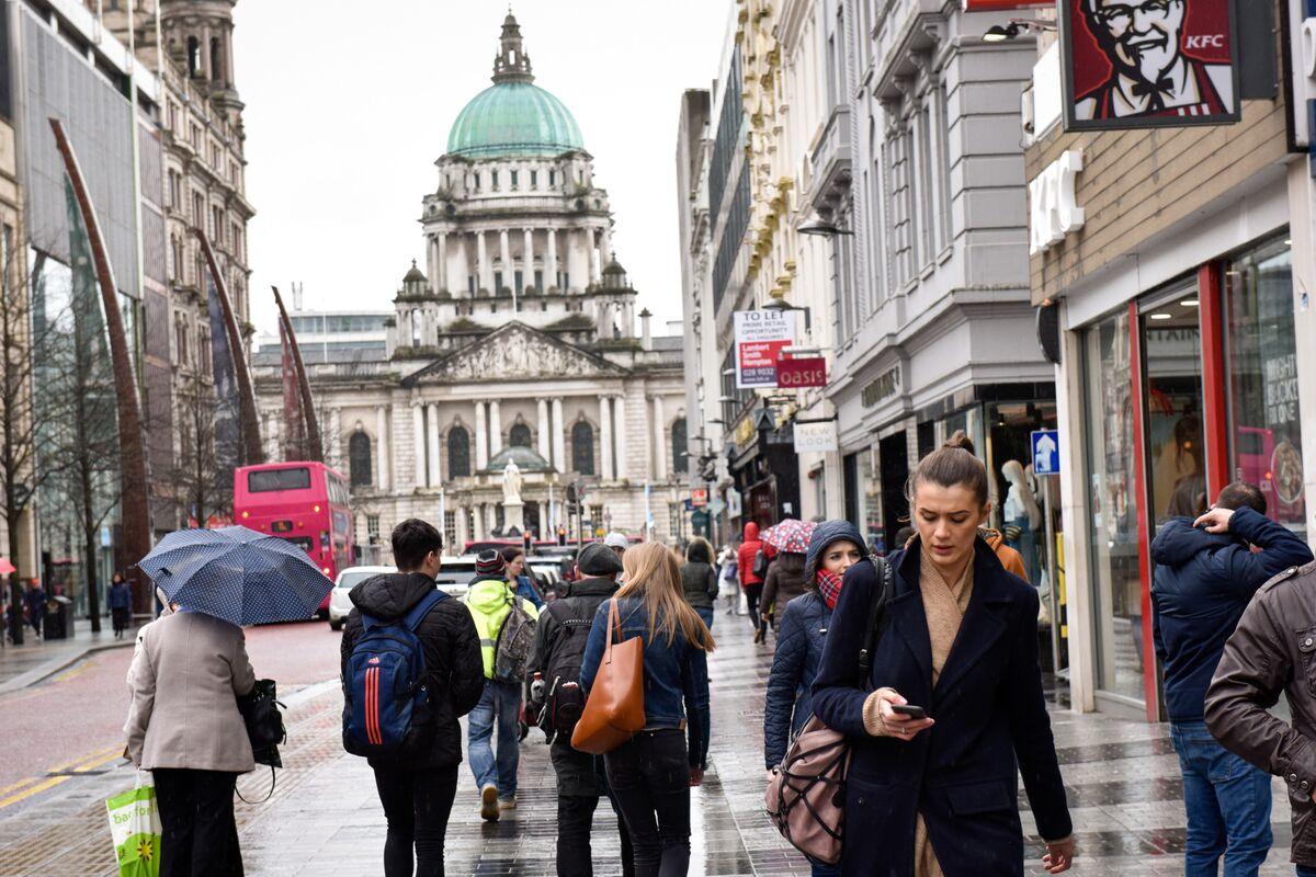 Why Not Treat Northern Ireland Like Hong Kong, EU Suggests to U.K.