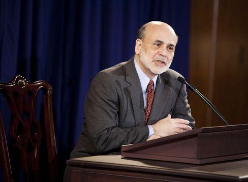 Chairman of the U.S. Federal Reserve Ben Bernanke