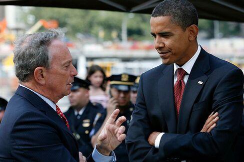Mayor Bloomberg Picks a President