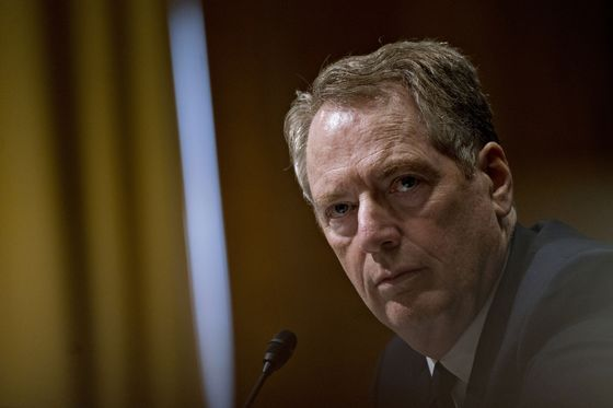 U.S. Has Pulled Out of Global Digital Tax Talks, Lighthizer Says
