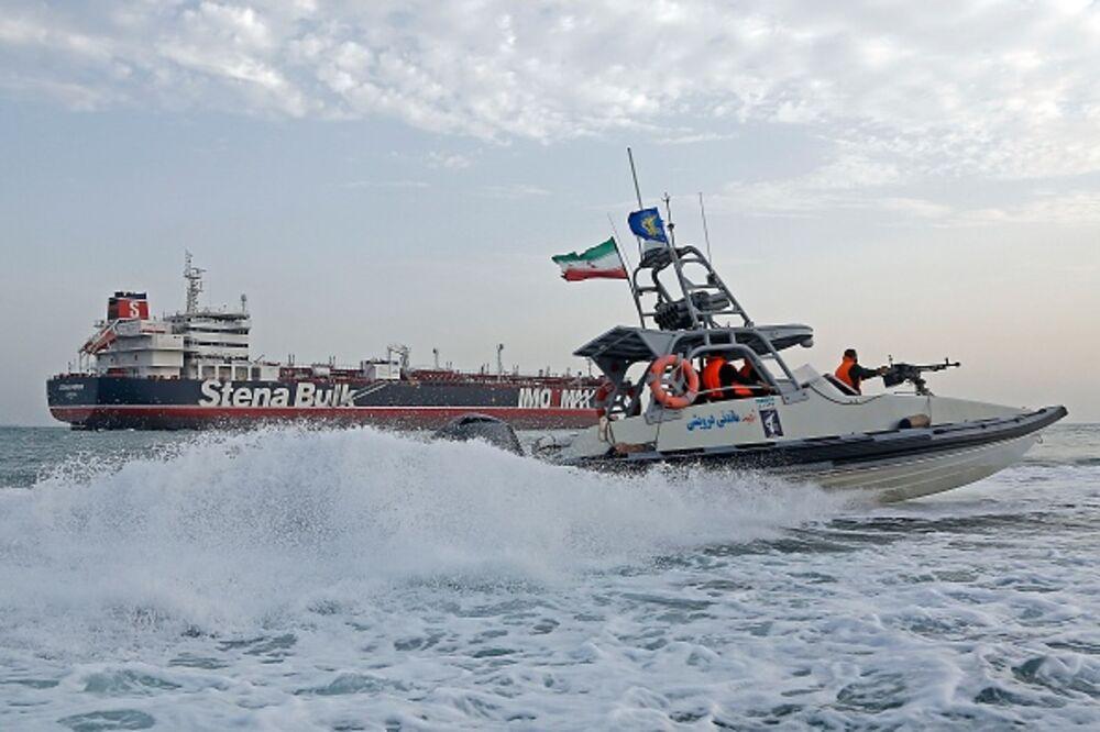 Iran Ukraine North Korea Show Ship Seizures Are The New Normal