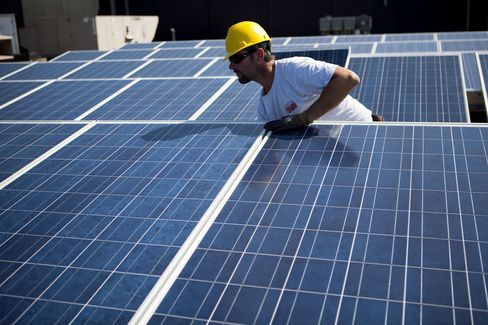 Private Equity Flees Clean Energy as Investment Falls