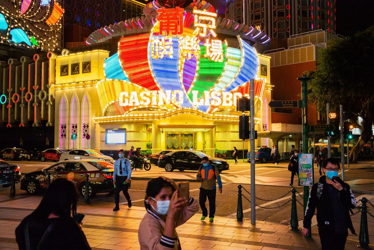 Macau Moves Step Closer to Digital Currency in Threat to Casinos